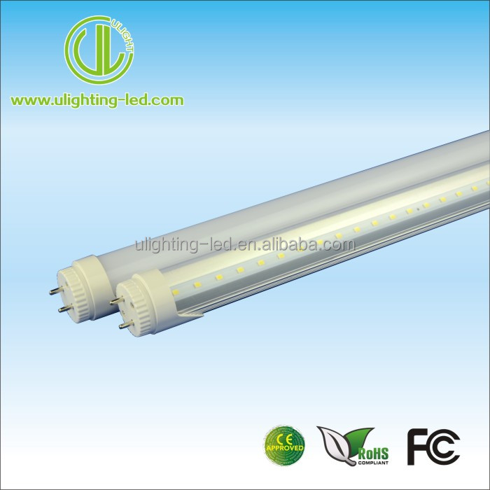 High quality 1200mm high lumen SMD3528 288leds 17w 18w 100v-240v t8 8tube japanese japan tube t8 with CE&RoHS
