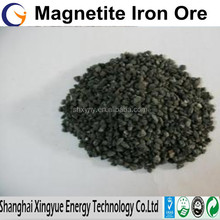 High Quality Good Purity Natural Magnetite Iron Ore