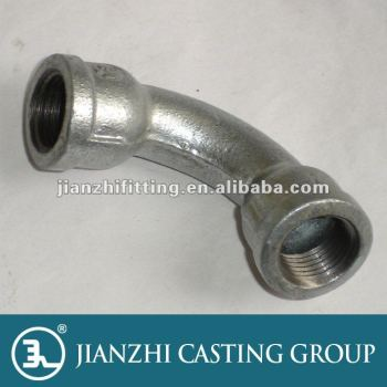 Banded Malleable iron pipe fittings