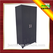 Dormitory Wardrobe Convenient Wardrobe Corner Bedroom Frosted Glass Sliding Door Wardrobe