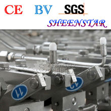 Running stability fruit juice processing equipment