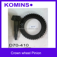 Ratio 41/10 D70-410 Crown wheel pinion for Dodge ford