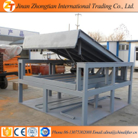 10T Stationary warehouse electrical car ramp