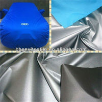 Car Cover Or Umbrella Sunshade Fabric