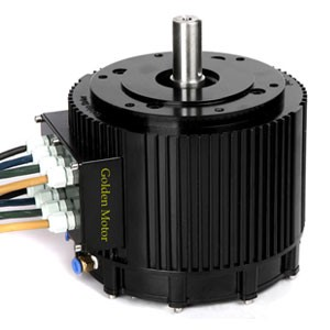 10KW BLDC EV motor high efficiency / Electric car motor