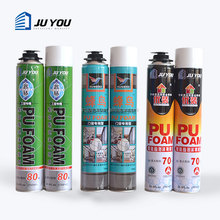transportation pu foam high density polyurethane foam sealant