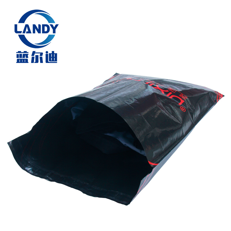 a6 a5 a4 a3 matte black poly courier bags custom matte black poly mailers bags wholesale