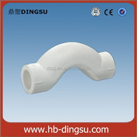 All types,size and colors all PPR pipe and ppr pipe fittings long Bend Bridge