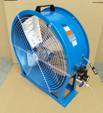 Large size 24 inch or 30 inch Industrial festo pneumatic ventilator fans