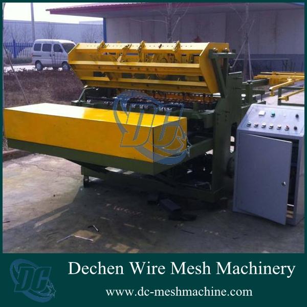 China supplier automatic wire mesh dog cage/rabbit cage/chicken cage welding machinery(2-3.2mm)