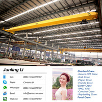 LDA Electric Hoist 1 ton 2 ton 3 ton 5 ton 10 ton Single Girder Overhead Crane