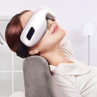 Relaxing Music Vibration And Heat Facial Eye Massage Instrument