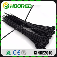 Electrical nylon strap cable ties self-locking nylon cable tie