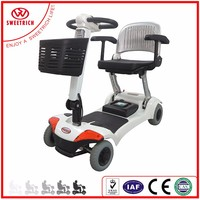 2016 New Design Electric Scooter Handicapped 3 Wheel Scooter