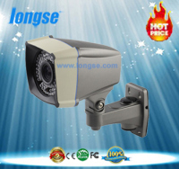 Longse Gunagzhou full HD 1080P high speed digital cctv ip lpr camera for license plate recognition