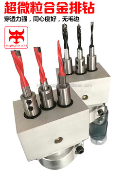 Standard Woodworking tungsten carbide T.C.T Brad Point Drill Bit