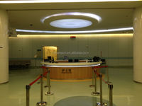 ZG0303 Hospital Reception Desk Nurse Station modern design reception counter