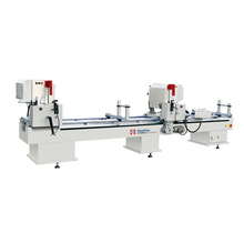 Double Mitre Saw for Aluminum and UPVC Profiles Cutting Machine Saw