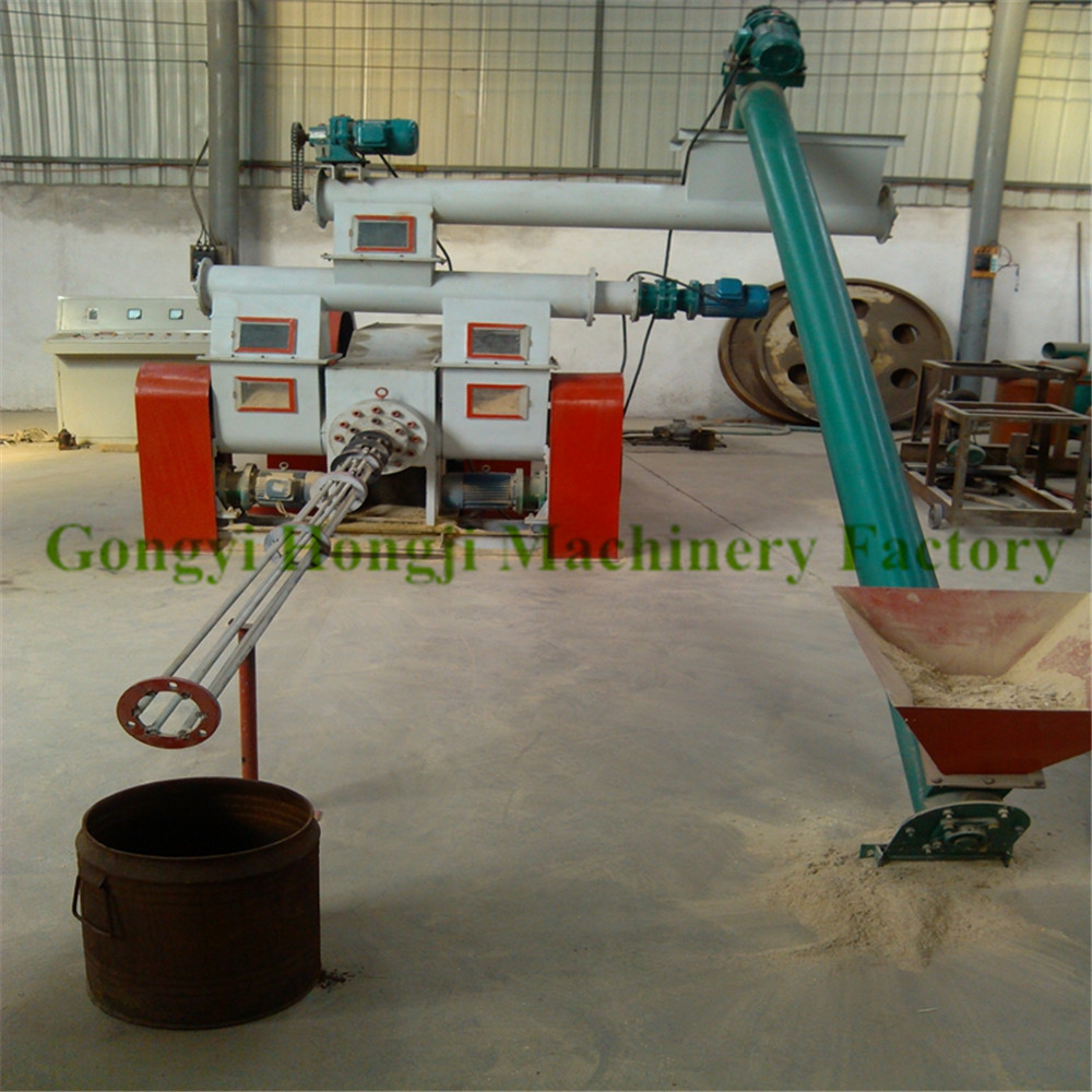 biomass fuel extruder sawdust pellet machine for making wood pellets