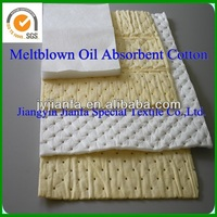Thermal bond Oil Absorbent non woven manufacturer