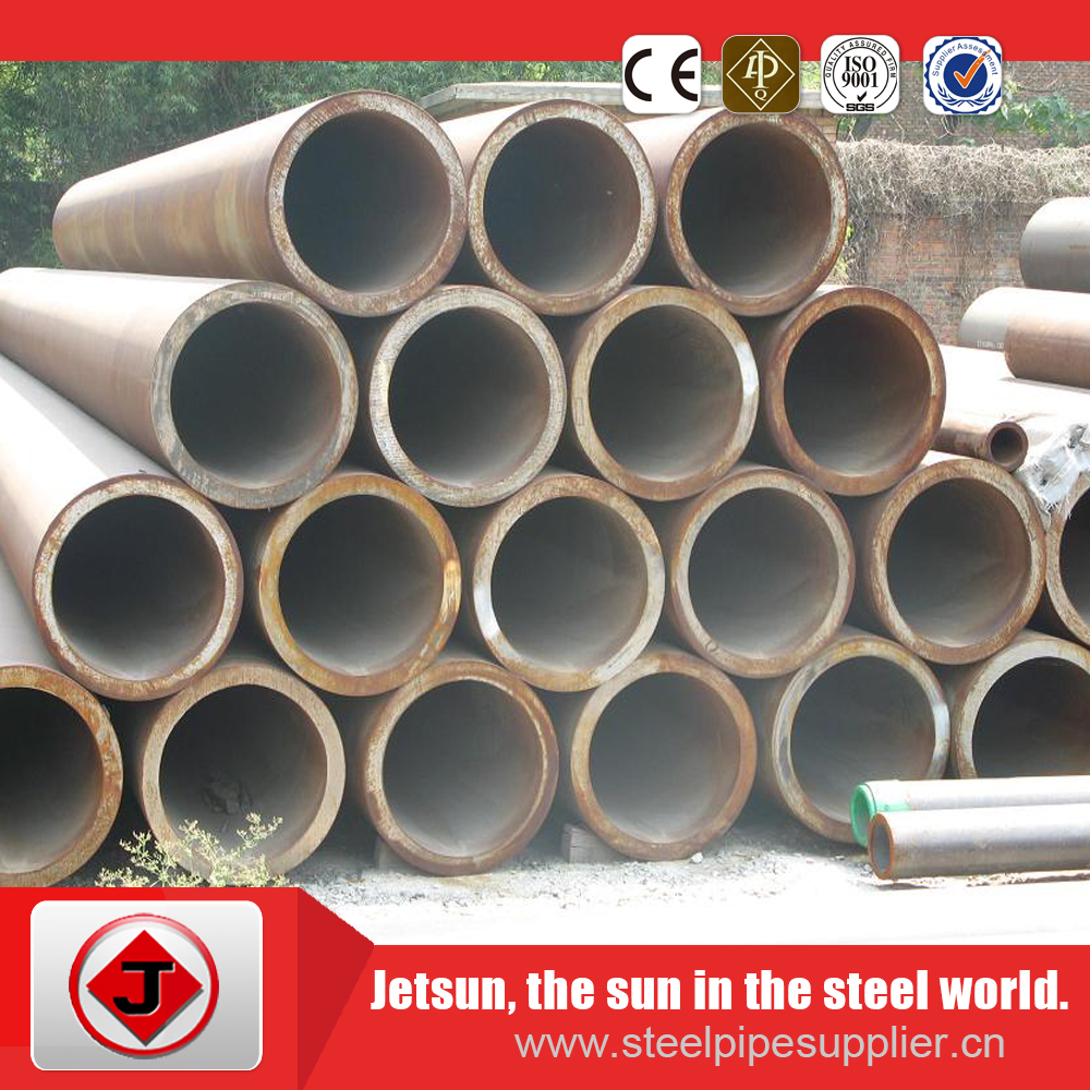 cold rolled ASTM A250 T1 Welded alloy steel tube
