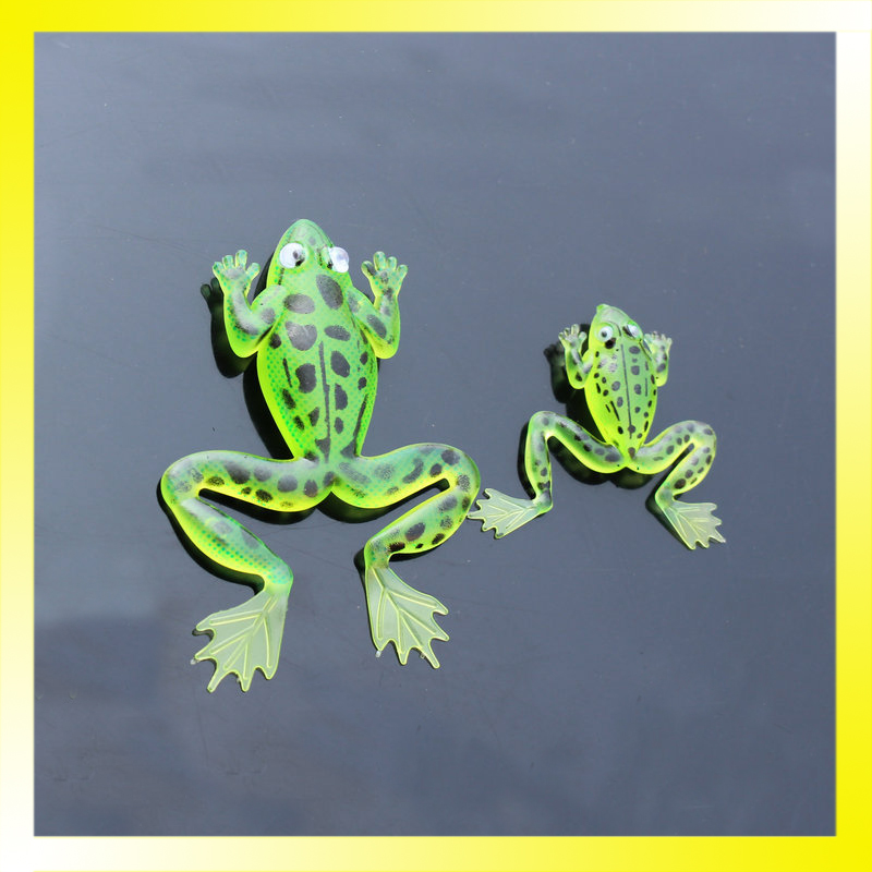 Frogs Style Soft Plastic Fishing Lures