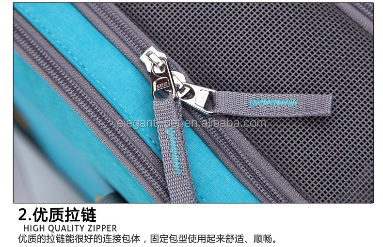 2017 new arrival airline approved baby dog pet carrier bag