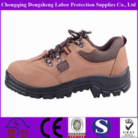 Yellow Gasoline Industry Safety Shoes for Workers