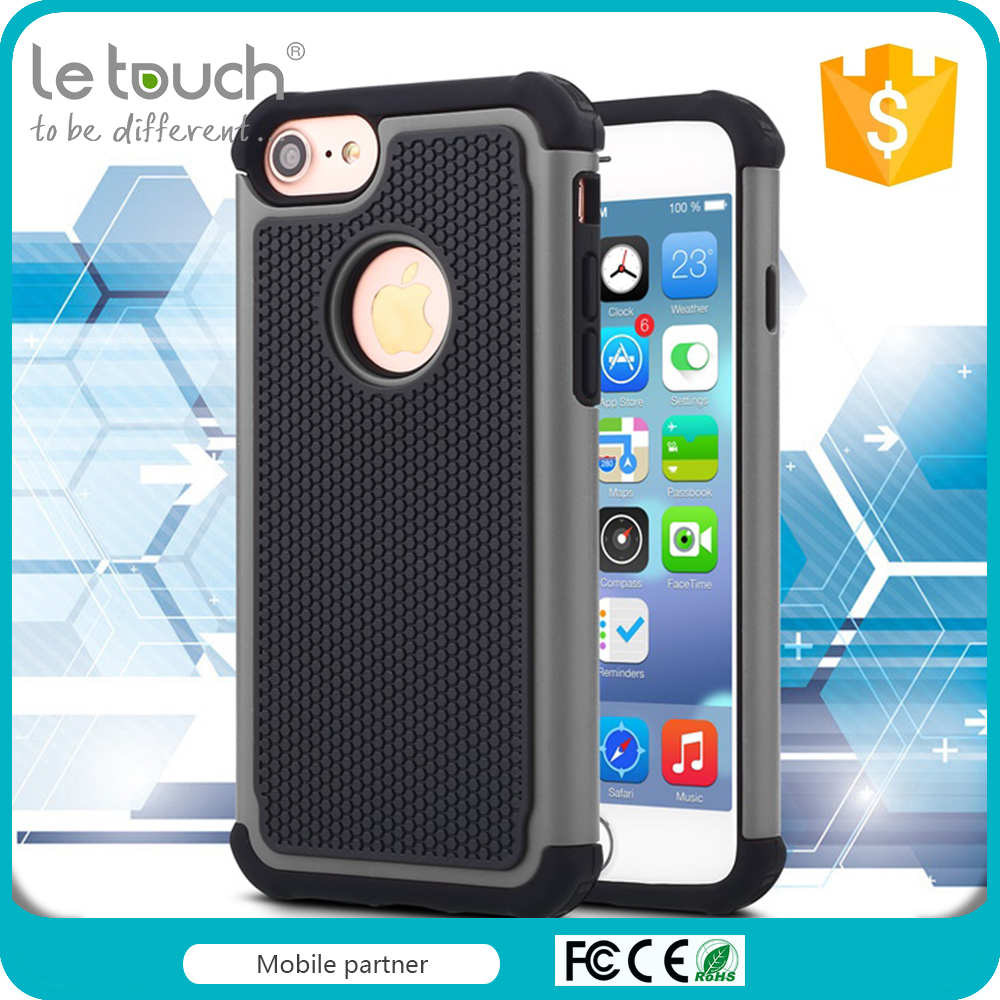 Trade assurance drop protected colorful silicone waterproof cell phone case