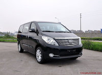 Dongfeng 8 Seater Luxurious Automatic MPV 3.5 car