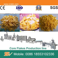 Automatic Kellogs Corn Flakes Manufacturing Plant