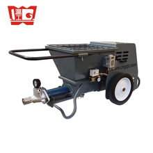 220V cement spraying pump machine with CE