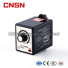 CNSN DC On-Delay Version Multi Range Electric Relay Time Delay Relay 220v