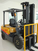 Gasoline Engine Power Souce forklift, excellent Condition Toyota 3 ton forklift