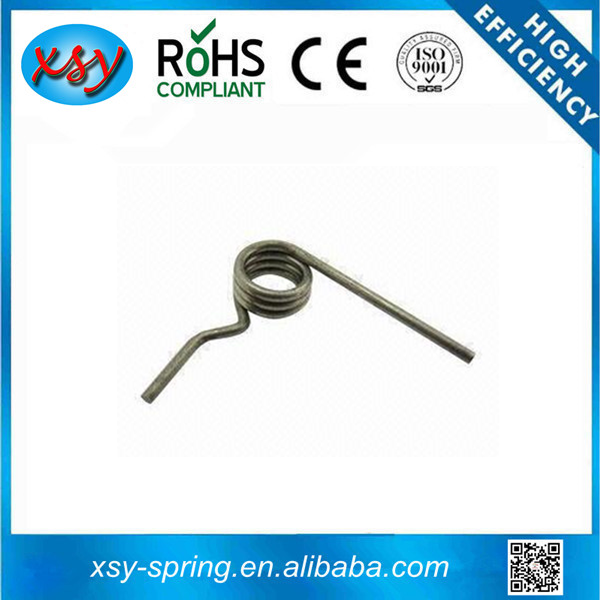 High quality chrome plated recliner torsion springs for Deck chair