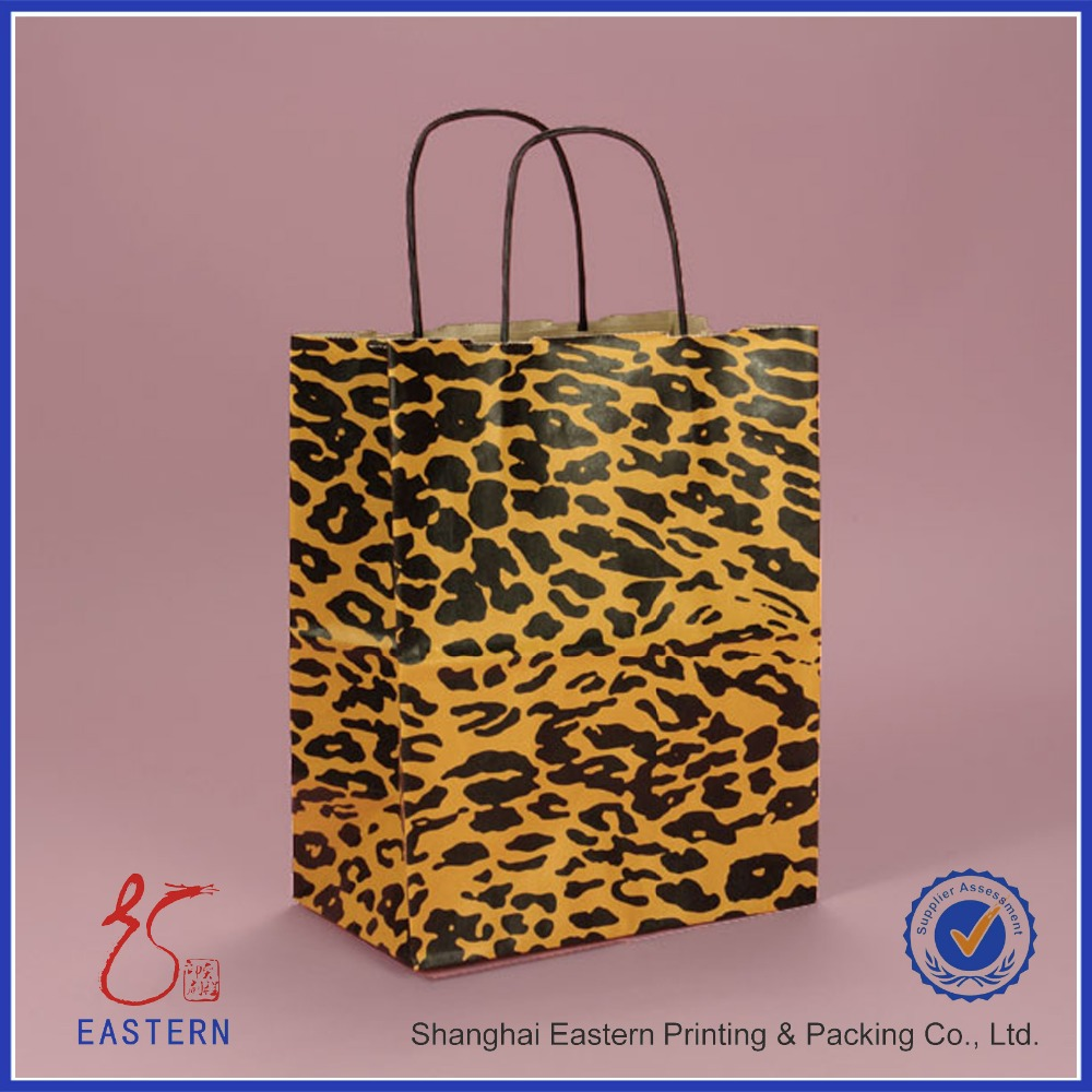Cheap christmas gift paper bag wholesale with handle buy