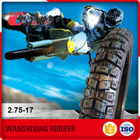 2015 High Quality China Qingdao Tyre For Motorcycle 2.75-17