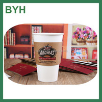 12oz paper hot drink cups and sleeves disposable paper cup sleeve keep drinks hot cups sleeve