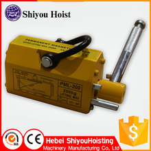 Hot sale 200kg Permanent Magnetic lifter manual magnetic lifter