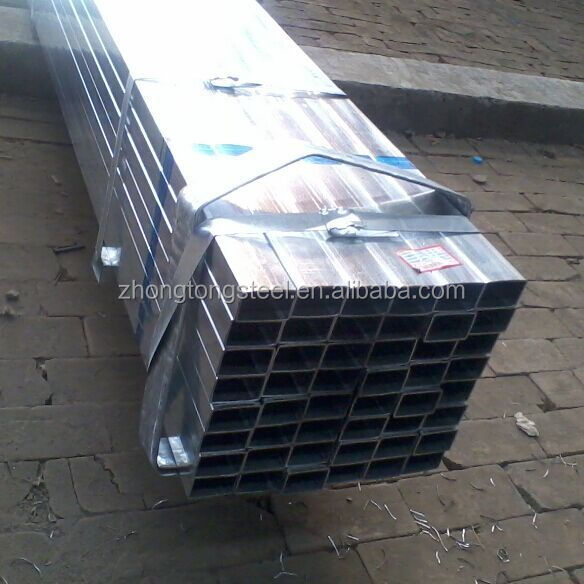 SS400 carbon steel pipe Cheap Price and highest quality Rectangular Square steel pipe
