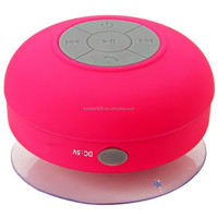 New Arrivel Shower Bluetooth Speaker Also for Outdoor , Portable Speaker Bluetooth
