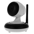 Wireless WiFi IP Camera 3X Zoom Motion Detection Home Surveillance Camera with Pan Tilt Zoom