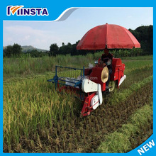 China famous mounted tractor combine harvestrer for wheat/wheat rice combine harvester