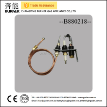 B880218 gas stove burner parts/pilot burner