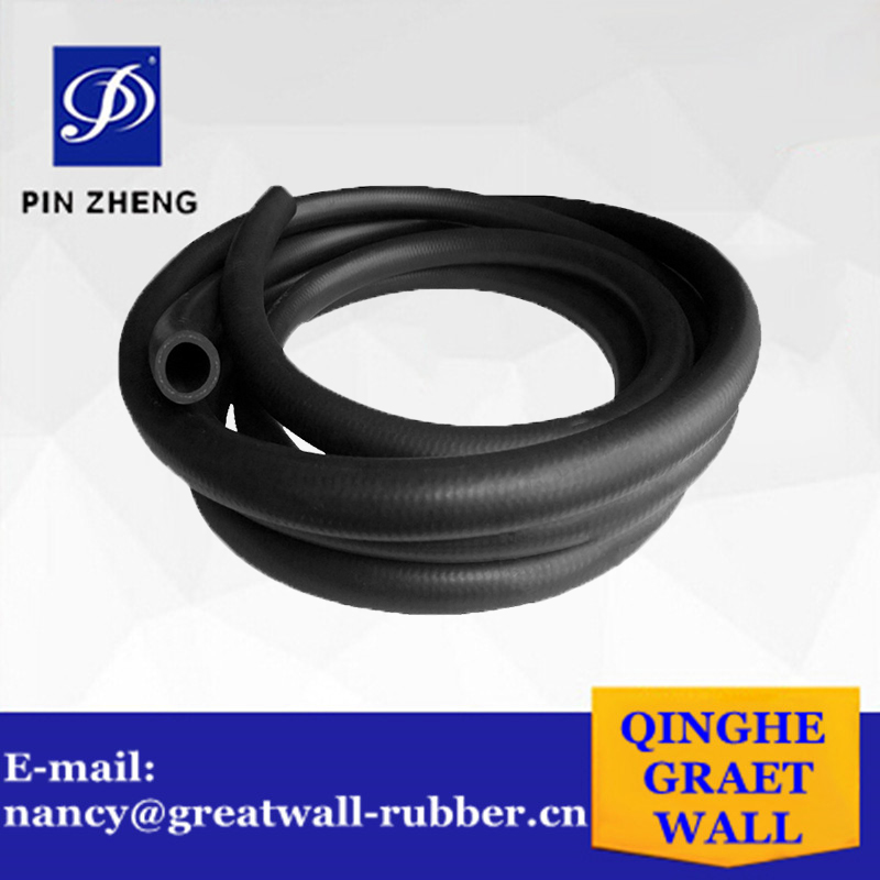 High quality Automotive EPDM water/gas rubber hose