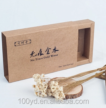 Buy direct from china wholesale gift packaging supplies custom printed kraft paper box