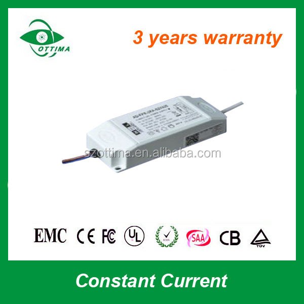 led driver high pfc constant current non flicker led drivers 30-40w 350mA