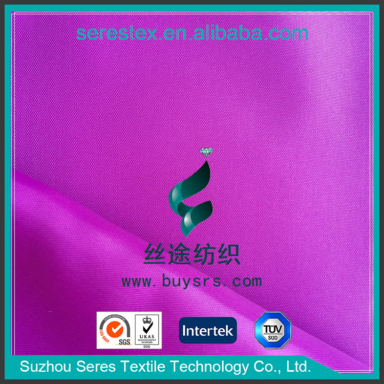 cheap nylon polyester taffeta flocking curtain fabric made in china,taffeta fabric/silver coating fabric,taffeta factory