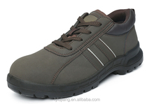 High Quality High Cut Waterproof Safety Shoes With Genuine Leather