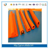 Custom shapes silicone parts